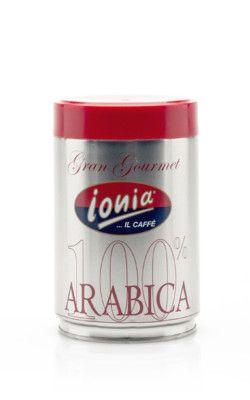 Ionia 100% Arabica plech 250g - mletá