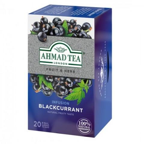 Čaj Ahmad Černý rybíz