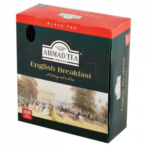 Čaj Ahmad English Breakfast Tea