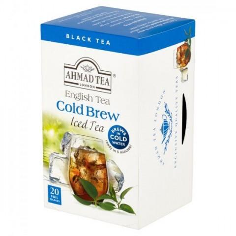 Ledový čaj Ahmad černý
