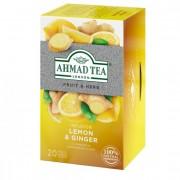 Čaj Ahmah Citron se zázvorem