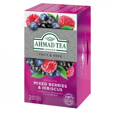 Čaj Ahmad Lesní plody