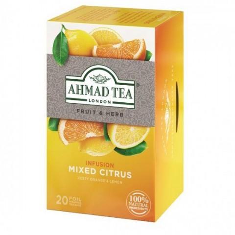 Čaj Ahmad Citrusový mix