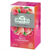 Čaj Ahmad Malina s broskví