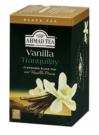 Čaj Ahmad Vanilka