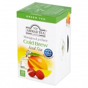 Ledový čaj Ahmad zelený Mango a liči