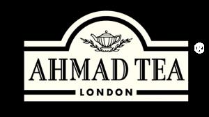 Ahmad čaj logo Londýn