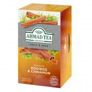 Čaj Ahmad rooibos-cinnamon