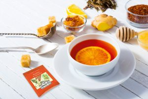 Ovocný čaj Ahmad Tea